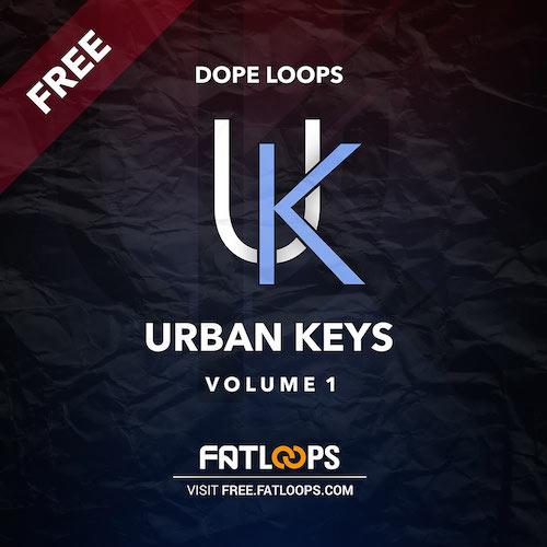 Urban Keys Loops Vol.1