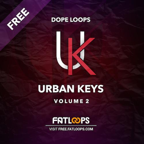 Urban Keys Loops Vol.02