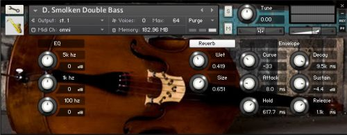 D. Smolken's Double Bass