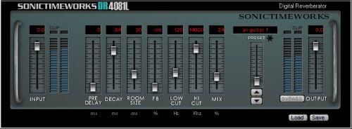 Digital Reverb 4081L