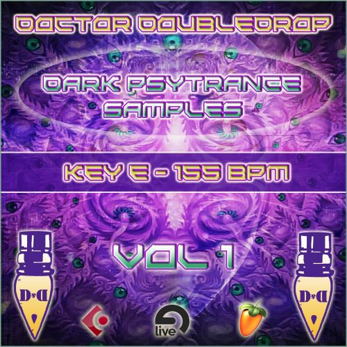 Dark Psytrance Samples Vol.1