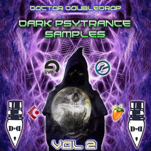 Dark Psytrance Samples Vol.2