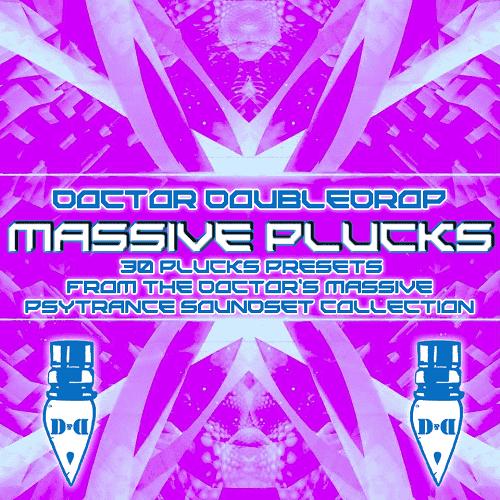 Doctor Doubledrop Massive EDM Plucks