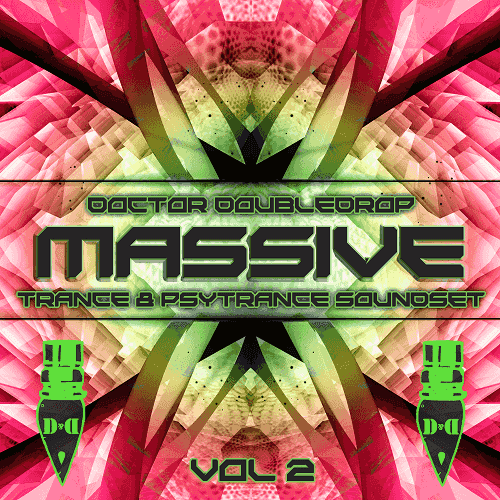 Doctor Doubledrop Trance & Psytrance Soundset Vol.2