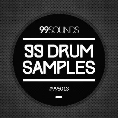 99 Drum Samples