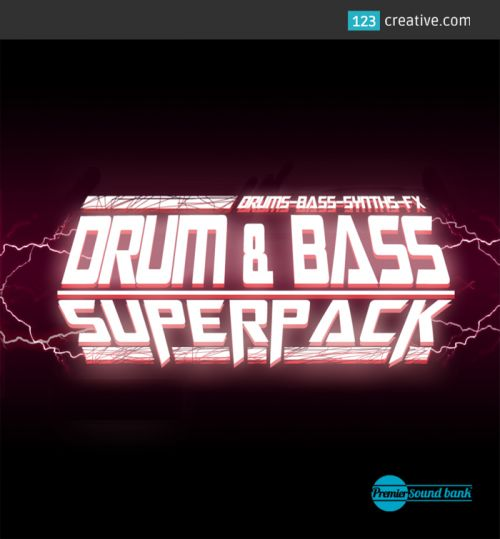 Drum and Bass Superpack Sample pack Vol. 1