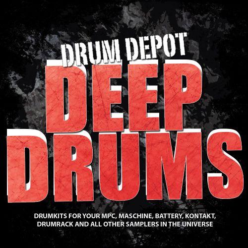 Drum Depot: Deep Drums - 6 drumkits