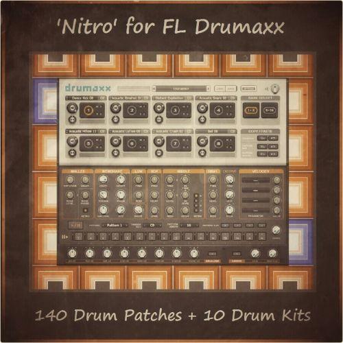 Nitro Soundpack for FL Drumaxx/Drumpad