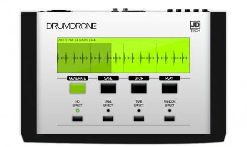 Drum Drone