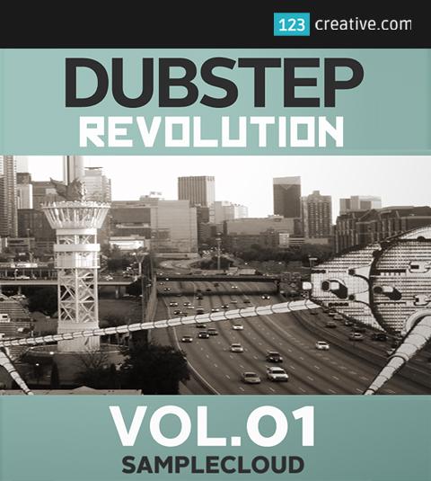 Dubstep Revolution sample pack Vol.1