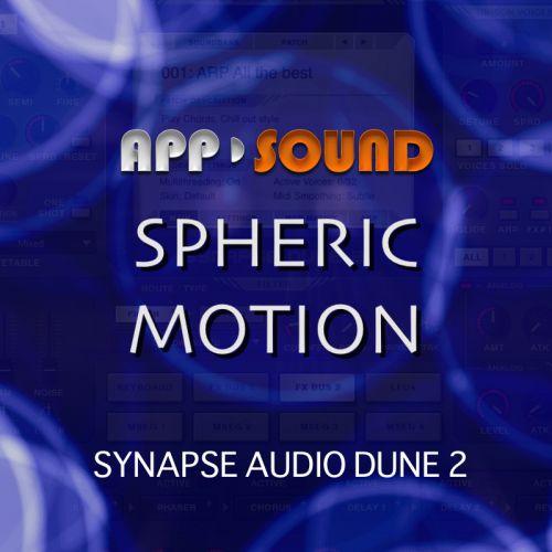 Dune 2 Spheric Motion