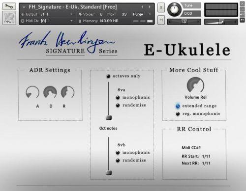 E-Ukulele (free)