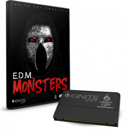 EDM Monsters Heat Up 2 Expansion