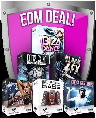 EDM Producer [Bundle Deal]
