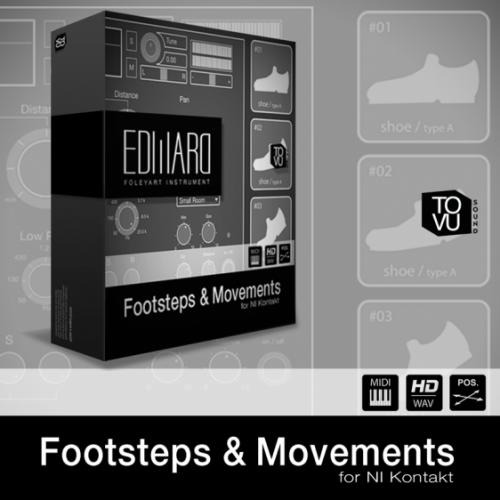 Edward – The Foleyart Instrument