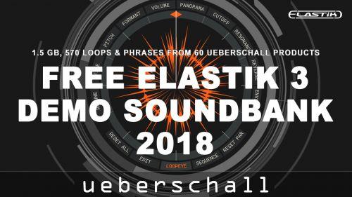 Free Elastik Demo Soundbank