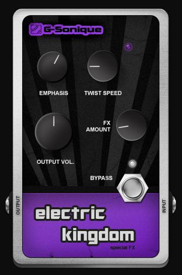 Electric Kingdom - VST plug-in