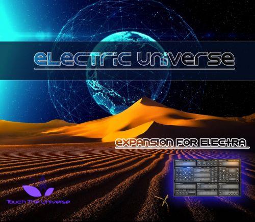 Electric Universe Expansion