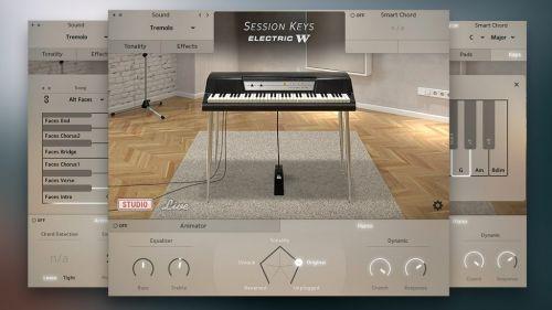 Session Keys Electric W