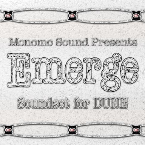 Emerge Soundset for Dune