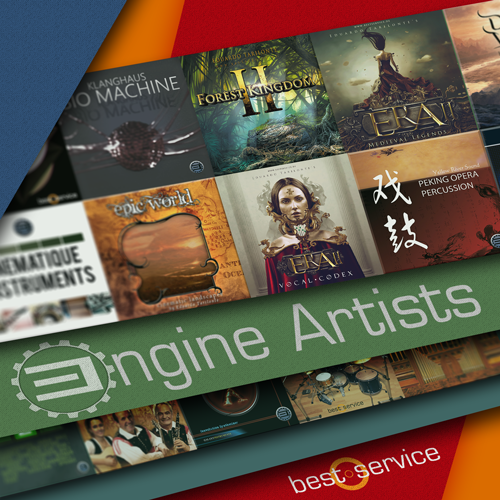 Engine Artists Library