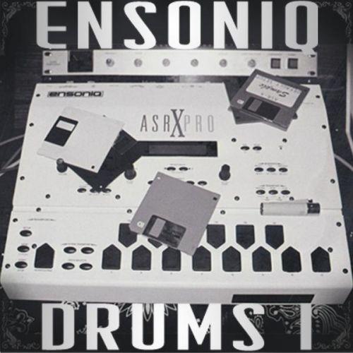 Ensoniq Drums Volume I