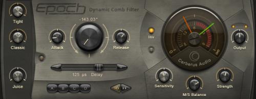 Epoch Dynamic Comb Filter