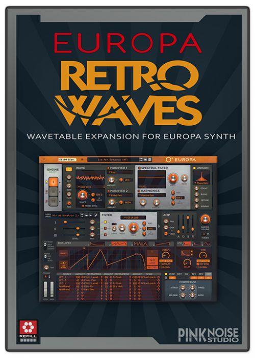 Europa Retro Waves