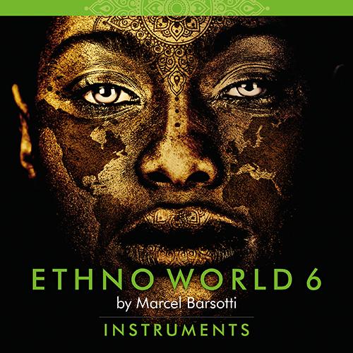 Ethno World 6 Instruments