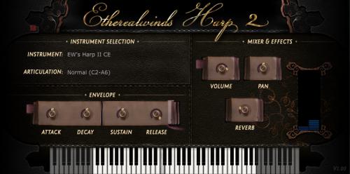 Etherealwinds Harp II: Community Edition