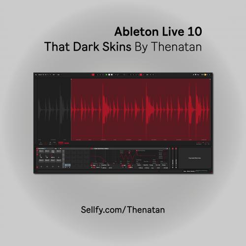 Ableton Live 10 - That Dark Skins