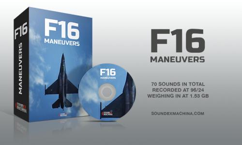 F16 Maneuvers