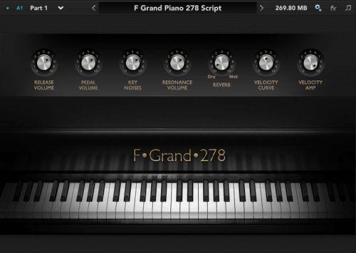 F Grand 278