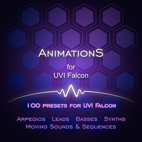 Animations for UVI Falcon
