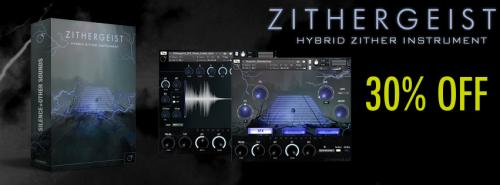 ZITHERGEIST - Hybrid Zither Instrument