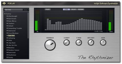 FDELAY - The Rhythmiser