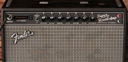 AmpliTube Fender Power Duo Bundle