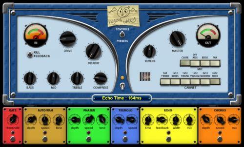 Flyinh Haggis - Guitar Amp for iPad