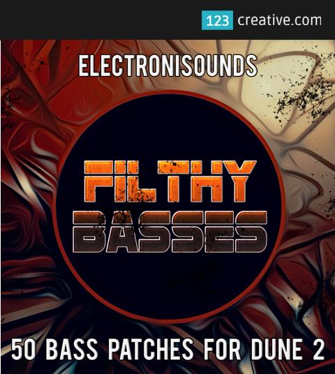 Filthy Basses – Dune 2 presets