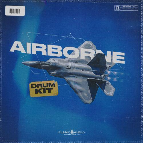 Flame Audio - Airborne Drum Kit - Drumkit - Cover
