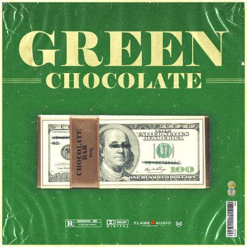 Flame Audio - Green Chocolate - Sample MIDI Pack - Cover