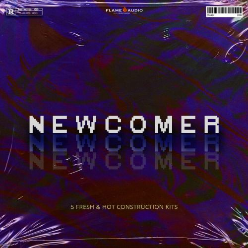 Flame Audio - Newcomer - Construction Kits - Cover