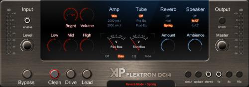 Flextron DC14