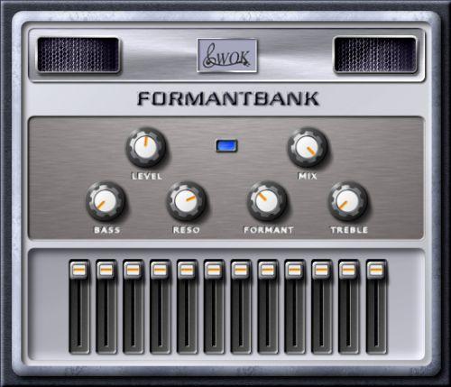 Formantbank