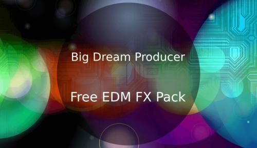 Free EDM FX Pack