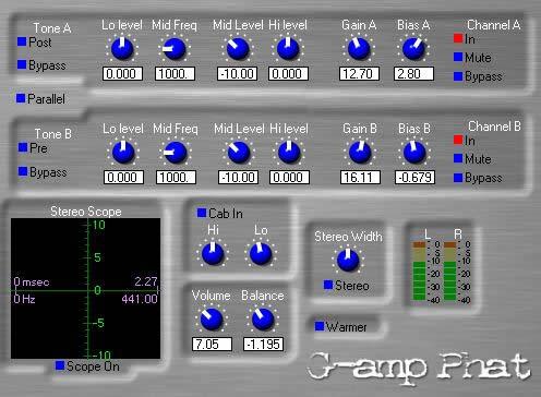G-amp Phat