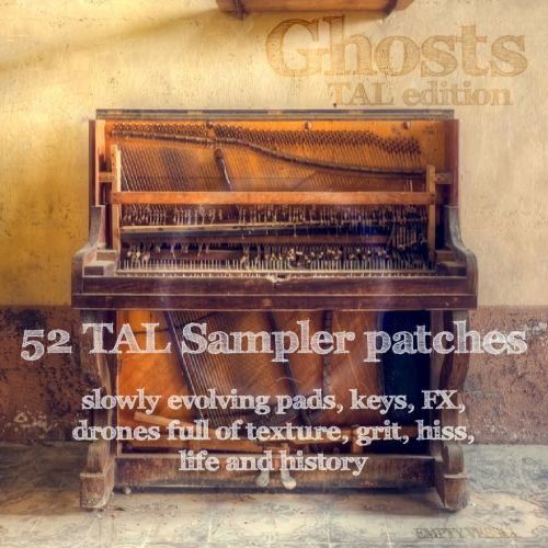 Ghosts for TAL Sampler
