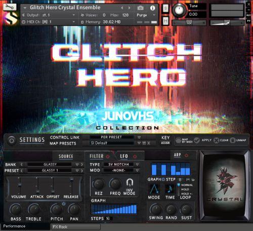 Glitch Hero