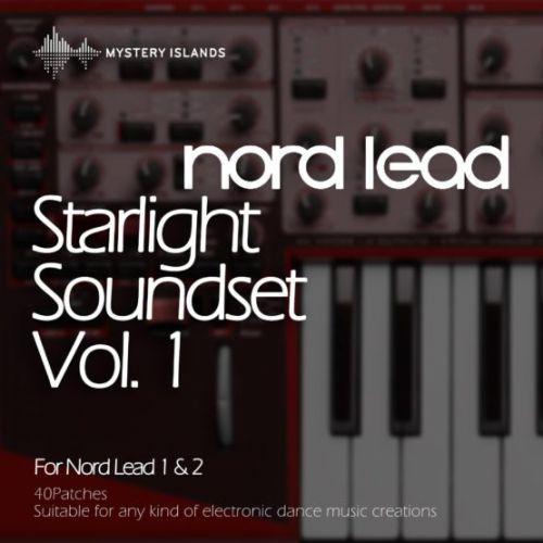 Clavia Nord Lead Starlight Soundset vol.1
