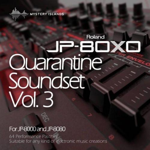 Roland JP-80x0 Quarantine vol 3